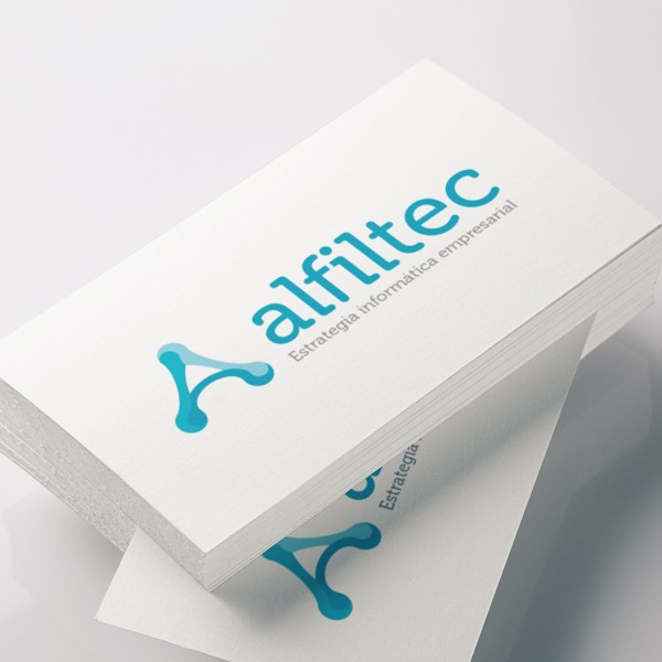 Identidad Corporativa, Alfiltec