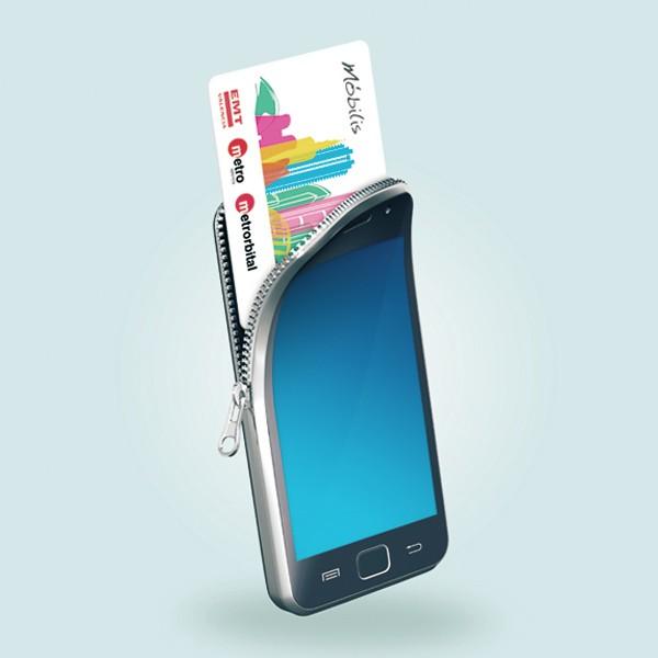 Campaña NFC, Metro y EMT